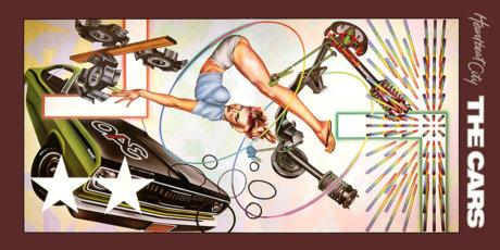 "THE CARS ""HEARTBEAT CITY"" (1984), ALBUM HISTORICO"