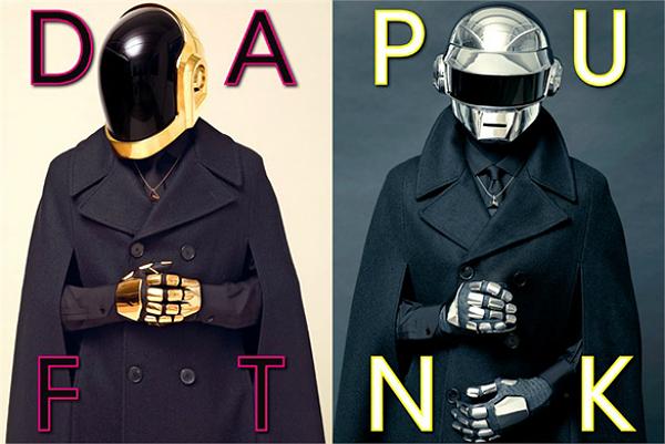 Daft Punk En Vogue Fotos Musica Pyd
