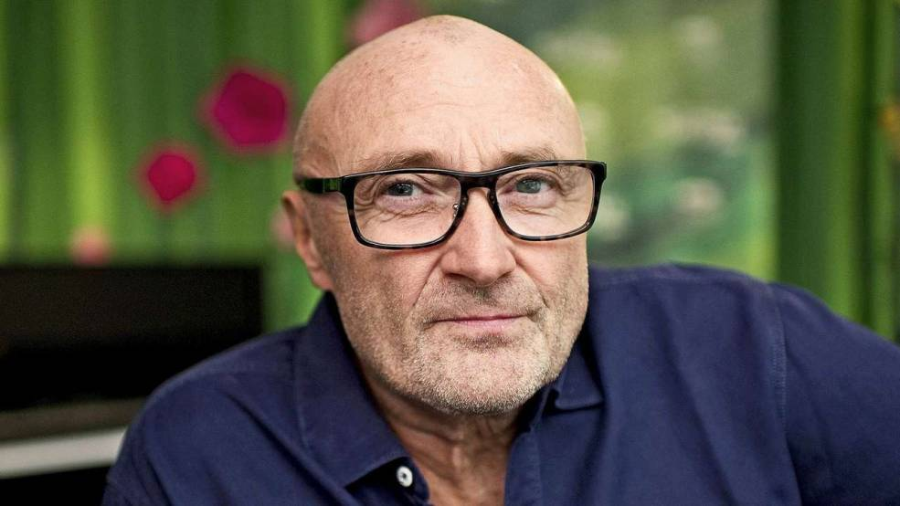 My First Blog About Phil Collins In A Long Time No Mushy