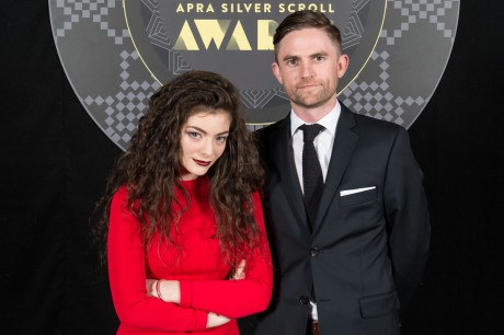 APRA Silver Scrolls Awards at Vector Arena Auckland on 15 October 2013