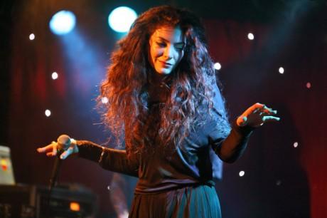 Lorde - Madame Jojos, London 18/09/2013 | Photo by Burak Cingi