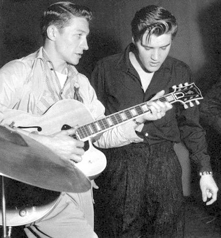 Scotty Moore _ Elvis Presley