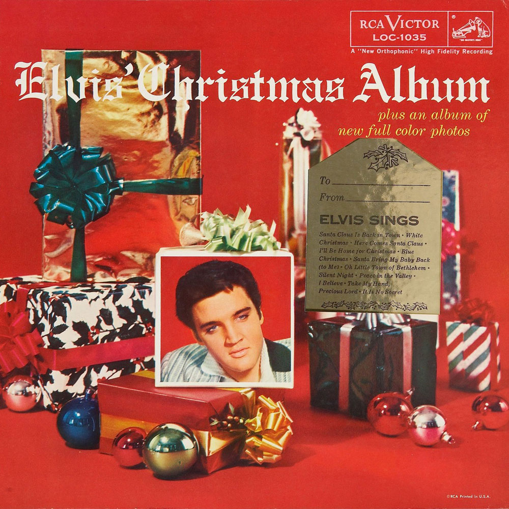 Música de Navidad: Heaven or Hell? Elvis-christmas-album-4ef22575d6952