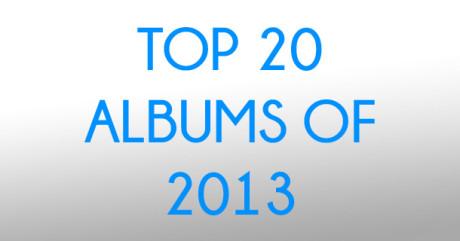 top20albumsof2013