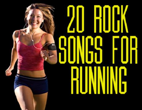 20 canciones para correr