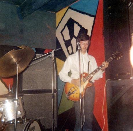 Cream Clapton 1960 Les Paul Cherry Red Sunburst_0