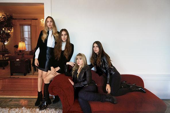 Haim Y Stevie Nicks Graban Quot Rihannon Quot De Fleetwood Mac