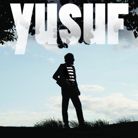 Legacy Recordings Yusuf Cat Stevens album cover