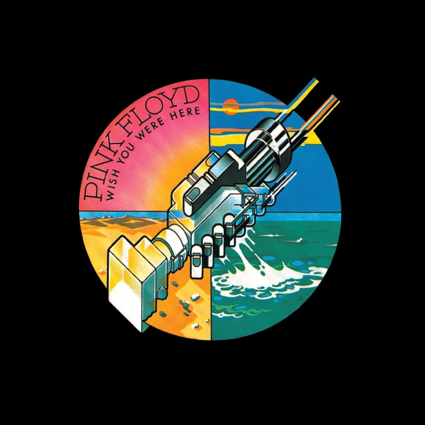 Pink Floyd 40 Anos De Wish You Were Here Pyd