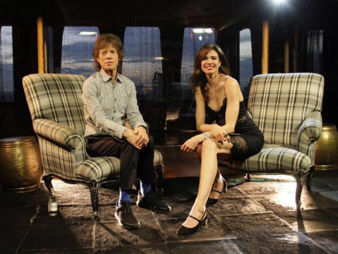 Entrevista A Mick Jagger La Madre De Su Hijo Mas Peque 209 O Pyd
