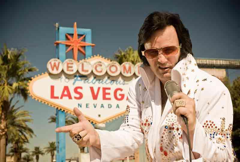 Elvis Wedding 2