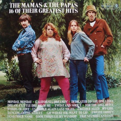 EN RECUERDO DE JOHN PHILLIPS DE MAMAS AND THE PAPAS