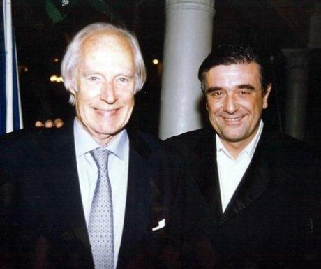 ALBUM POSTUMO DE GEORGE MARTIN , EL QUINTO BEATLE; HOY TENDRIA 91 AÑOS