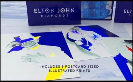 ELTON JOHN: LOS DIAMANTES DE SU COLECCION