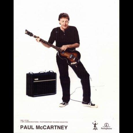 PAUL MC CARTNEY Y EL DIABLO DE ATLANTA