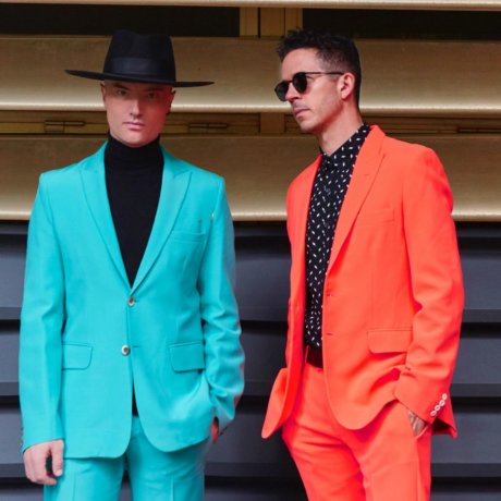 """MONARCHY, EL PERFECTO SYNTH-POP, CON SU NUEVO ALBUM """"MID: NIGHT"""""""