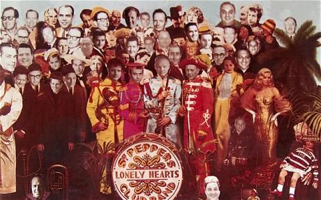 Los Beatles Y Las Portadas M 193 S Raras Y Caras Del Rock
