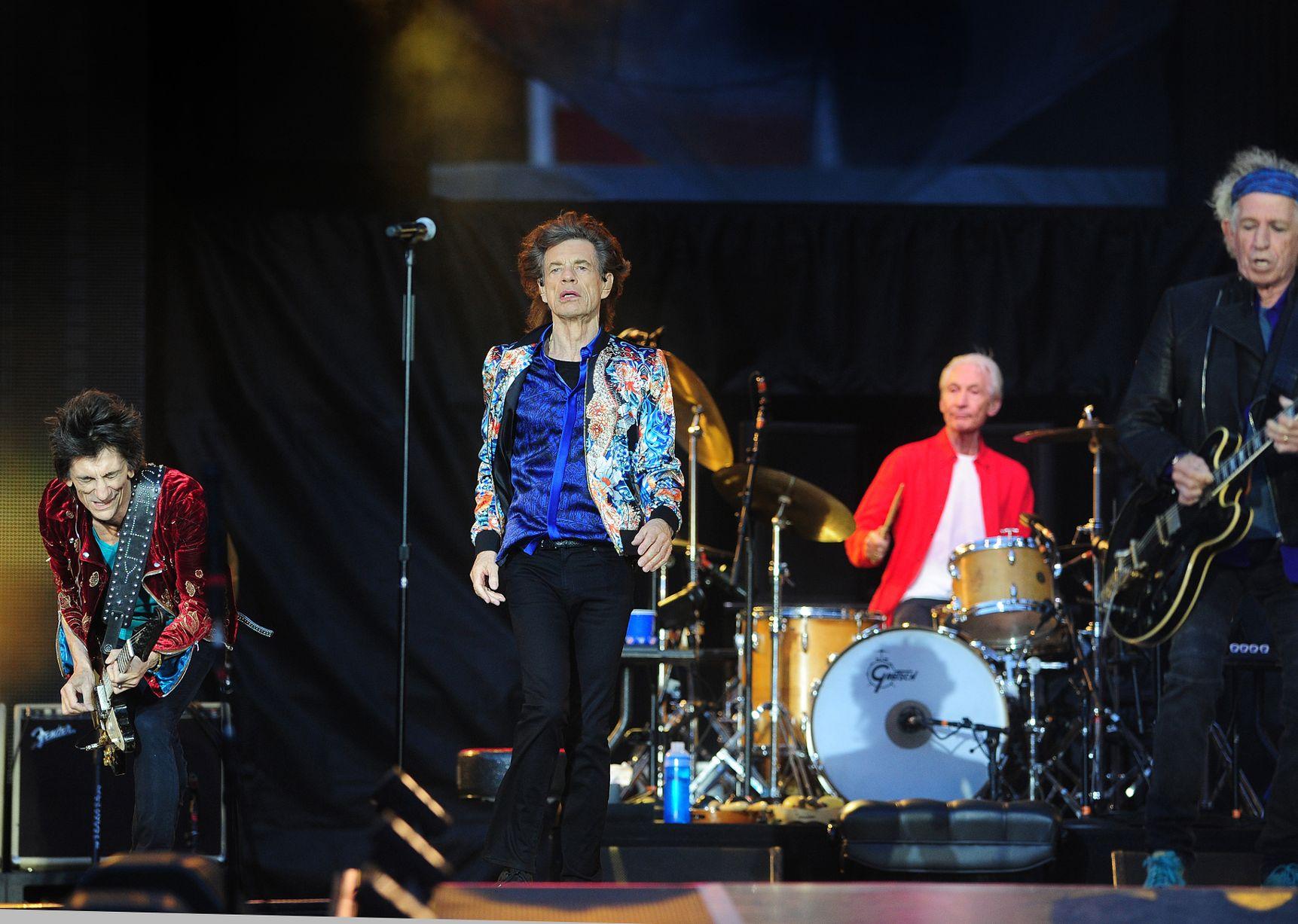 Rolling Stones - News, views, gossip, pictures, video - Mirror Online Rolling stones pictures 2018