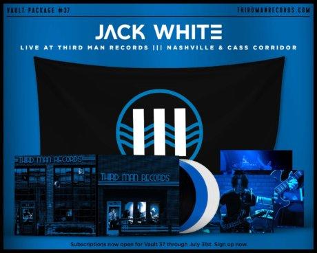 MAS VINILOS DE JACK WHITE
