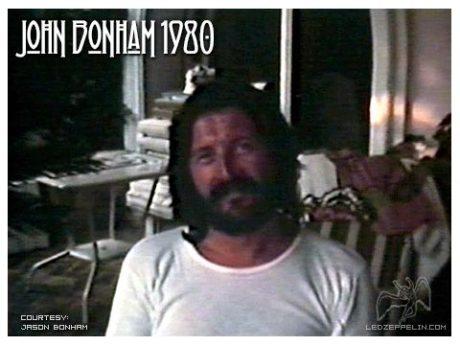 JOHN BONHAM : EL DIA QUE MURIO BORRACHO EN CASA DE JIMMY PAGE