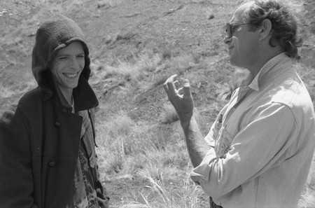 NICHOLAS ROEG, EL DIRECTOR DE MICK JAGGER Y DAVID BOWIE