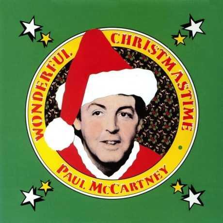 "PAUL MC CARTNEY: DIEZ MINUTOS PARA GRABAR ""WONDERFUL CHRISTMAS TIME"""