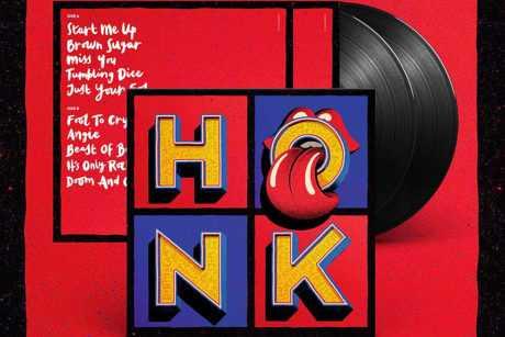 """ROLLING STONES : SU NUEVO ALBUM """"HONK"""" CON 10 TEMAS EN DIRECTO"""
