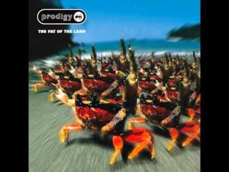 "THE PRODIGY: ""THE FAT OF THE LAND""(1997), ALBUM HISTORICO"