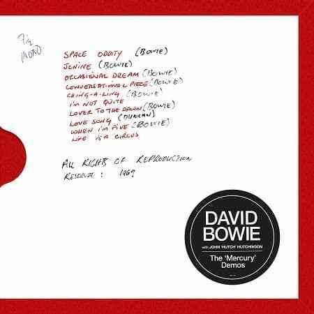"""DAVID BOWIE LANZA LA CAJA """"SPACE ODDITY"""" DE MERCURY"""