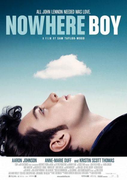 "JOHN LENNON: EL FILM ""NOWHERE BOY"" SERA UN MUSICAL"
