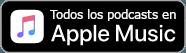 Sigue los Podcasts de PyD en Apple Music