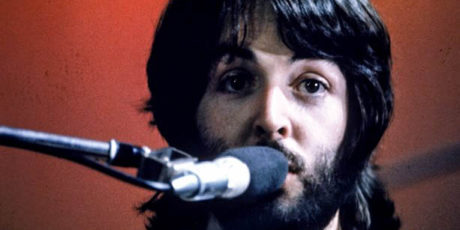 "PAUL MC CARTNEY : ESCUCHA SOLO  SU VOZ AISLADA EN ""LET IT BE"""