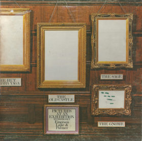 EMERSON, LAKE AND PALMER – Pictures at an Exhibition