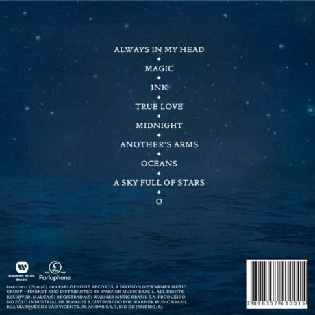 """COLDPLAY: """"GHOST STORIES"""" (2014), ALBUM HISTORICO"""