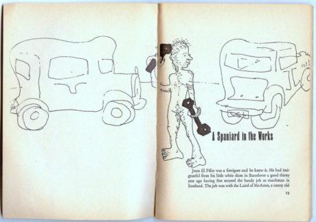 "JOHN LENNON Y SU LIBRO ""A SPANIARD IN THE WORKS"""