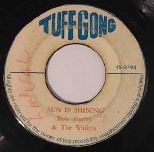 "BOB MARLEY : ""SUN IS SHINING"" RESUCITA CON ROBIN SCHULZ"