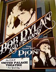 BOB DYLAN ESCRIBE EN EL DISCO DE DION