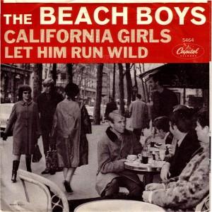 """BEACH BOYS: """"CALIFORNIA GIRLS"""", LA OBRA MAESTRA, CUMPLE 55 AÑOS"""