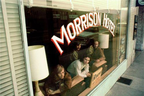 """""""MORRISON HOTEL"""" DE LOS DOORS VA A SER REEDITADO POR SU 50 ANIVERSARIO"""