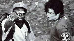 SPIKE LEE Y REMOVER A MICHAEL JACKSON