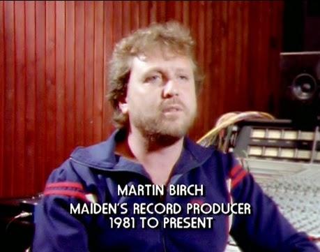Luto en el mundo del rock: Falleció legendario productor Martin Birch