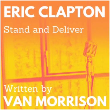 """ERIC CLAPTON-VAN MORRISON: """"LA BOLSA O LA VIDA"""" CONTRA LOS """"MATONES FASCISTAS"""""""