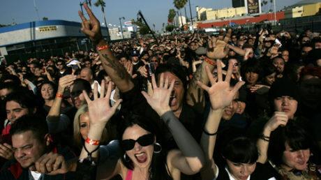 """DEPECHE MODE : LA REVUELTA EN LAS CALLES QUE PROVOCO """"VIOLATOR"""""""