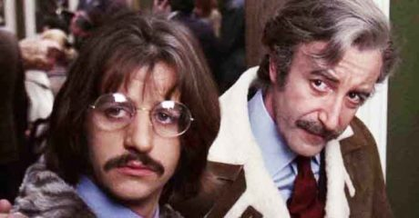 """RINGO STARR Y PETER SELLERS : """"THE MAGIC CHRISTIAN"""""""